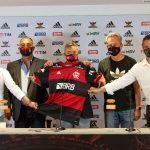 Flamengo de Brasil presentó a su nuevo entrenador, el ex asistente de Pep Guardiola