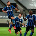 Inter de Milán golea 5-0 al Shakhtar y sueña con el título de la Europa League