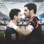 Messi sorprende con un mensaje de despedida para Iker Casillas