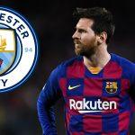Manchester City tras fracasar en Champions League va por el fichaje de Messi