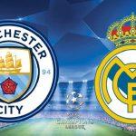 Alineaciones Manchester City – Real Madrid