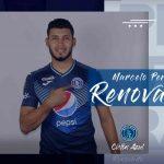 Motagua anuncia renovaciones de sus jugadores