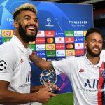 Neymar cede el MVP a Choupo-Moting, el héroe del PSG