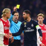 La UEFA limpiará las tarjetas amarillas después de octavos de final