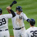 Yankees vencen a Boston con primer grand slam de colombiano Urshela