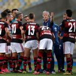 Flamengo confirma contagio por Covid-19 del entrenador y ocho futbolistas