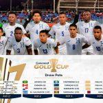 Honduras cabeza de serie en Grupo D de Copa Oro 2021