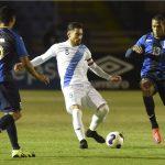 Guatemala propone a Honduras jugar partido amistoso