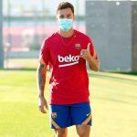 Coutinho se incorpora a la pretemporada del Barcelona después de ganar triplete con el Bayern Múnich