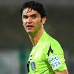 El árbitro italiano Daniele De Santis asesinado a puñaladas en su casa junto a su pareja