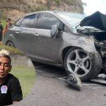 De milagro se salva jugador del Olimpia Mayron Flores