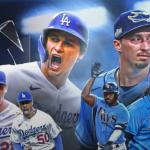 Rays y Dodgers suben el telón en la Serie Mundial tras temporada atípica