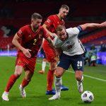 Inglaterra no fue superior, pero venció 2-1 a Bélgica