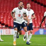 Inglaterra goleó 3-0 a Gales en amistoso en Wembley