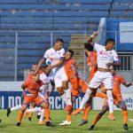 Olimpia empata a un gol con la UPNFM