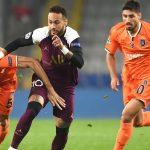 PSG vence 2-0 al Estambul Basaksehir, pero pierde a Neymar por lesión