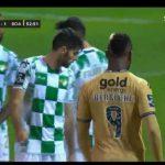 Jorge Benguché titular en el empate del Boavista ante Moreirense