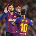 Piqué: «El nuevo estadio debe llevar el nombre de Messi»
