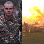 Muere futbolista armenio en combates en Nagorno Karabaj
