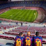 Barcelona podría jugar con público en el Camp Nou a partir de noviembre