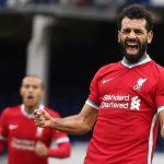 Mohamed Salah llega a los 100 goles con el Liverpool