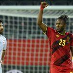 Bélgica remonta 2-1 ante Suiza con doblete de Michy Batshuayi