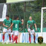 Marathón vence 3-0 al Platense y se acerca al liderato de su grupo