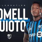 Romell Quioto renovó por dos años con el Montreal Impact