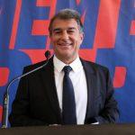 Laporta presenta oficialmente su candidatura para la presidencia del Barcelona