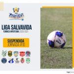 Liga Nacional suspende los partidos de jornada 10 por huracán Eta