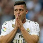 Luka Jovic, otro positivo por coronavirus en el Real Madrid