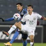México vence 2-0 a Japón en la última fecha FIFA del año