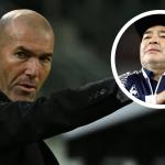 «Una pérdida enorme para el mundo en general», dice Zidane sobre Maradona