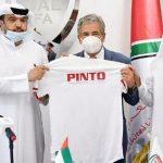 Emiratos Árabes destituye a Jorge Luis Pinto, cinco meses después de contratarlo