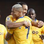 Everton resucita con victoria ante Fulham en la Premier