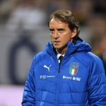 Roberto Mancini, entrenador de Italia, da positivo al covid-19