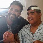 Diego Maradona recibió el alta médica ocho días después de ser operado