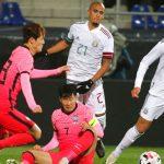 México remonta y derrota 3-2 a Corea del Sur