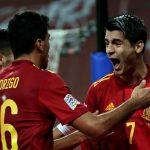 España humilla a Alemania y avanza a la «Final 4» de la Liga de Naciones