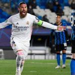 Sergio Ramos llega a los 100 goles con el Real Madrid