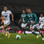 Pumas y León empatan 1-1 en el juego de ida de la final del fútbol mexicano