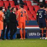 Estambul se retira del partido contra el PSG por un insulto racista