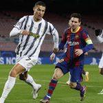 Juventus golea al Barcelona y gana el grupo G de la Champions League