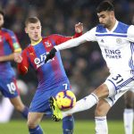Leicester City rescata un punto frente al Crystal Palace