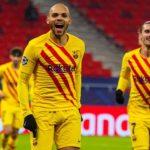 El Barcelona de Koeman vuela en la Champions sin Messi