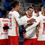 Leipzig gana al Basaksehir y deja al PSG sin margen de error