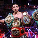 El hondureño Teófimo López nominado a boxeador del año