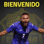 Real España anuncia el fichaje de Alejandro Reyes del Olimpia