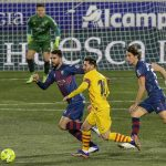 El Barcelona, con Messi, se desquita con una victoria ante Huesca