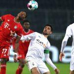 Remontada del Borussia M'Gladbach que pone en peligro el liderato del Bayern
